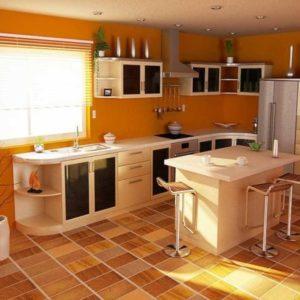 Как выбрать ламинат для кухни