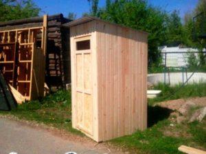 Как сделать туалет для дачи: пошаговая инструкция