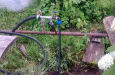 Как провести водопровод своими руками и как выбрать трубы