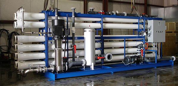 Механические системы очистки сточных вод