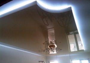 Как установить натяжные потолки в квартире: инструкция