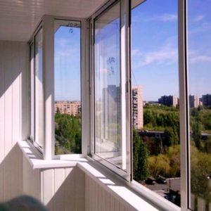 Как выбрать балконные рамы