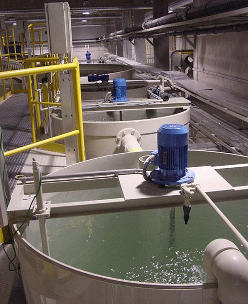 физико химический метод очистки воды