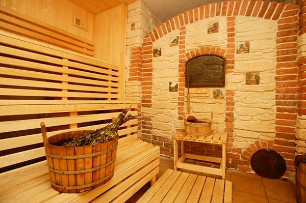 Как изготовить каменную печь для бани