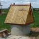 Как сделать колодец на даче