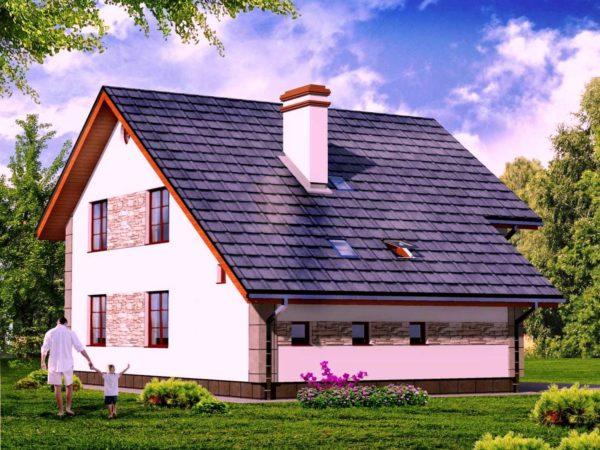 Как построить дом из газобетона: особенности постройки, выбор материала, плюсы и минусы постройки