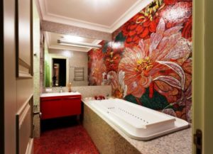 Отделка ванной комнаты: как выбрать материал, технология отделки
