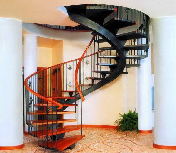 Как сделать металлическую лестницу самостоятельно